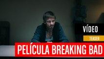 Teaser El Camino: Una Película de Breaking Bad