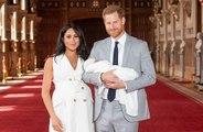 ヘンリー王子とメーガン妃、第1子の名前を発表