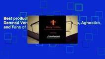 Best product  Holy Bible - Best God Damned Version - Genesis: For Atheists, Agnostics, and Fans of