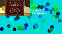 Best product  Wicca Book of Spells: A Book of Shadows for Wiccans, Witches, and Other