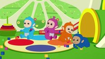 Teletubbies ★ NEW Tiddlytubbies 2D Series! ★ eps 9: The Race ★ cartns for Kids