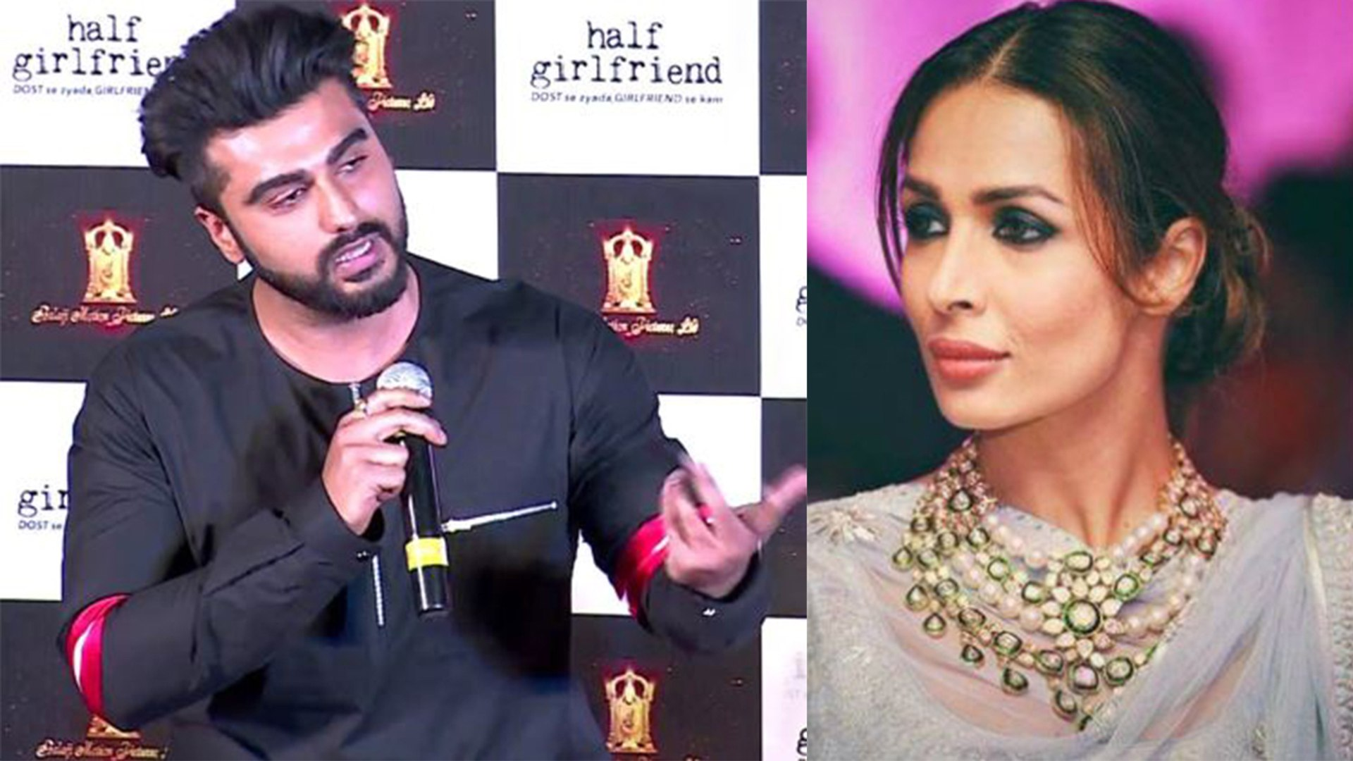 Arjun Kapoor BREAKS SILENCE on his marriage rumors with Malaika Arora; Check Out | FilmiBeat