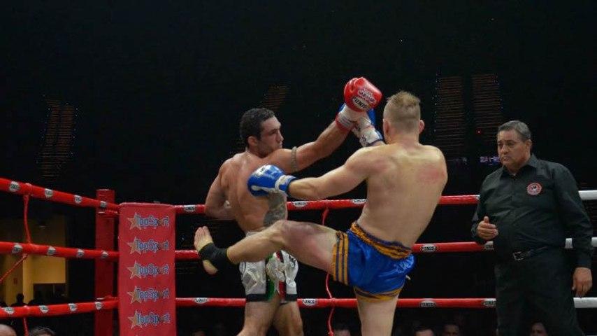 Frank Giorgi vs Tobias Alexandersson