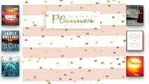 Online Weekly Planner 2019: Calendar Schedule Organizer and Daily Planner With Inspirational