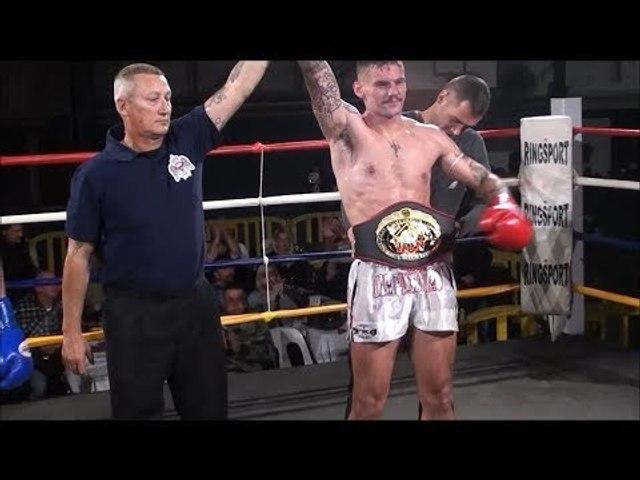 Smith TKO's Gough to take WKN Middleweight title