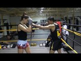 Muay Thai elbow technique (Round 2 Ep. 2)