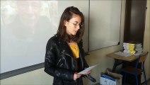Saint-Remy des élèves participent au concours national de la résistance et de la déportation