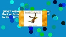 [MOST WISHED]  Save the Cat: The Last Book on Screenwriting You ll Ever Need by Blake Snyder