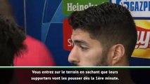 """Luis Suarez : """"on aurait dit que nous étions des U19"""""""