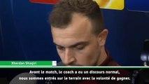"""Xherdan Shaqiri : """"les joueurs du Barça étaient nerveux"""""""