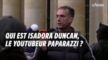 Qui est Isadora Duncan, le youtubeur paparazzi placé en garde à vue ?