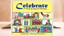 [MOST WISHED]  Celebrate: A Book of Jewish Holidays by Judith Gross
