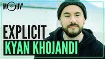 Kyan Khojandi réagit aux punchlines de Vald, Booba, Damso...