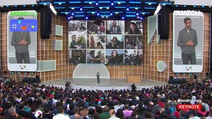 ANDROMAG S06E15 : Spécial Google IO 2019 avec les Pixel 3A, 3A XL et Android Q