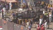 Al menos 8 muertos y 25 heridos en ataque suicida en templo sufí en Pakistán