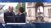 """""""La République va bien grâce à vous"""" : le soutien du petit-fils du général De Gaulle à Emmanuel Macron"""