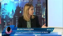 """SILVIA SAVEDRA: """"La actitud de Pablo Casado ha sido una actitud de complacencia absoluta"""""""