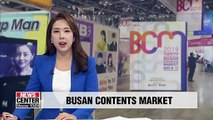 Busan Contents Market, S. Korea's largest broadcasting contents market, kicked off on May 8