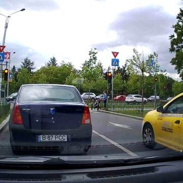 Drive in Bucharest - 05.Mai.2019 - Video 20