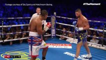 ANTHONY JOSHUA BREAKS DOWN SOME OF HIS RIVAL'S BRUTAL KNOCKOUTS - INCLUDING WHYTE, USYK & HIS OWN!