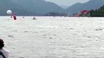 Muğla Yüzme Yarışında Skandal Olay