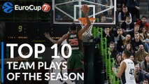 2018-19 7DAYS EuroCup: Top 10 Team Plays!