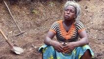 Exploitation Carrière de gravier : Un travail pénible pour un salaire de misère