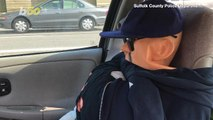 Man Ticketed By Police For Using 'Dummy' To Try & Drive In HOV Lane