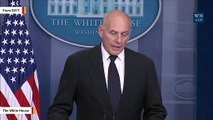 John Kelly: Trump Family 'Influence' In White House Has To Be 'Dealt With'