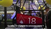 Concours Lépine 2019 : découvrez les inventions qui ont séduit le public et le jury (vidéo AFP)
