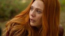 Elizabeth Olsen Thanks 'Avengers: Endgame' Fans With Behind-The-Scenes Footage