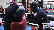 Terence Crawford Training Day