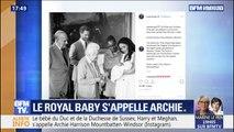 Le fils de Meghan Markle et du prince Harry s'appelle... Archie