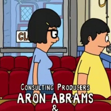 Bob's Burgers S01E11 Weekend at Mort's