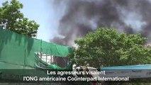 Afghanistan: attaque talibane contre une ONG à Kaboul