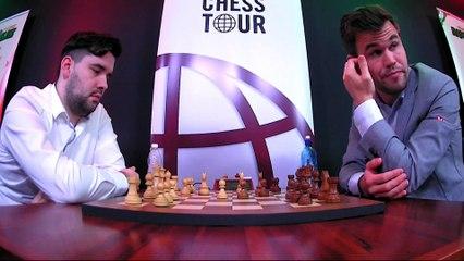 Grand Chess Tour: 2019 Côte D'Ivoire Rapid & Blitz - Rapide, Rondes 1-3