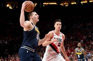 Denver Nuggets Roll Portland Trail Blazers For 3-2 Series Lead