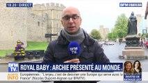 Royal bébé: Archie présenté au monde