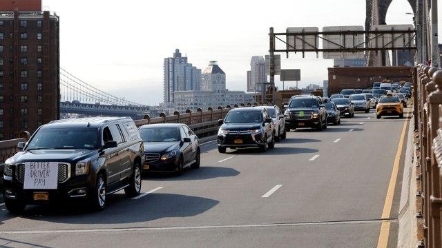 Nearing Uber IPO, Ride-Hailing App Drivers Go on Strike