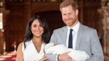 Meghan Markle and Prince Harry Share First Look at Baby Archie | THR News