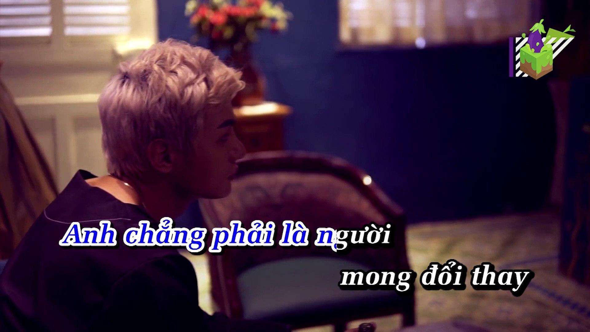 [Karaoke] Hạt Mưa Vương Vấn - Phan Duy Anh [Beat]