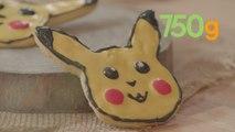 Recette des biscuits Pikachu - 750g