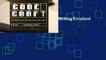 Code Craft: The Practice of Writing Excellent Code  Best Sellers Rank : #1
