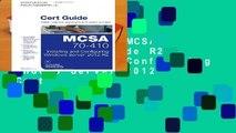 Full version  MCSA 70-410 Cert Guide R2: Installing and Configuring Windows Server 2012 (Cert