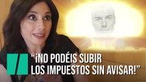 """""""¡No podéis subir los impuestos sin avisar!"""", por Marta Flich"""