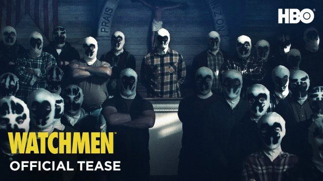 Watchmen - Official Teaser HBO (VO)