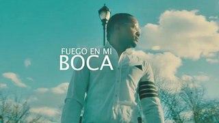 FUEGO EN MI BOCA - Negro Joel - Musica Cristiana