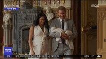 [이 시각 세계] 英 해리 왕자 부부, 윈저성에서 아들 공개
