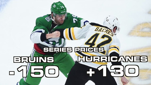 Bruins Vs. Hurricanes Odds, Series Prices, Betting Preview
