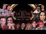 GANADORES PREMIOS GARNACHA DE ORO 2018 con AlexXxStrecci Luisito Rey Tania Rincón, Richie O'Farrill